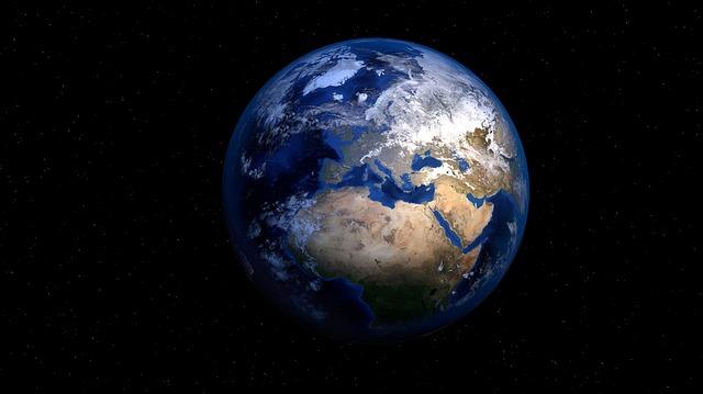 země planeta
