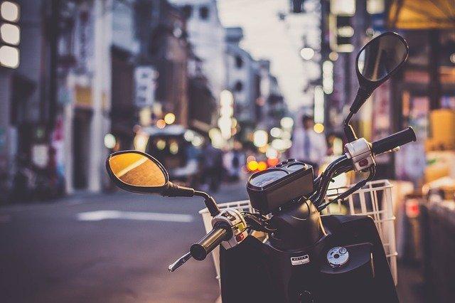 cestování ve městě